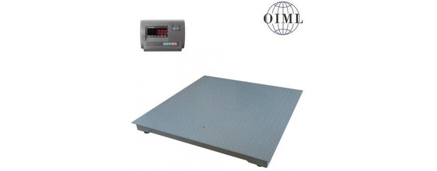 Podlahové váhy